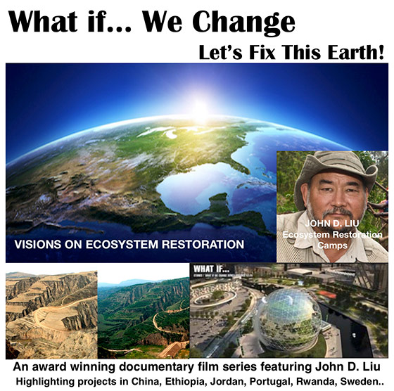 What if…We change. Let's Fix this Earth!