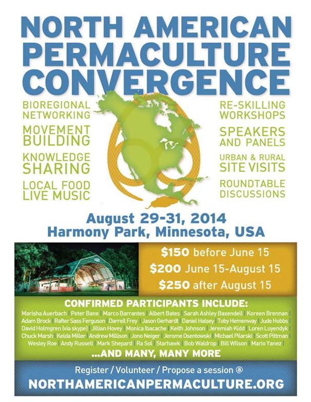 North American Permaculture Convergence